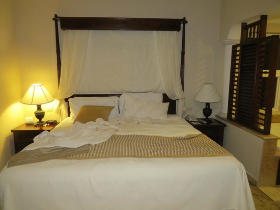 Paradisus Palma Real Golf & Spa Resort : Спальня