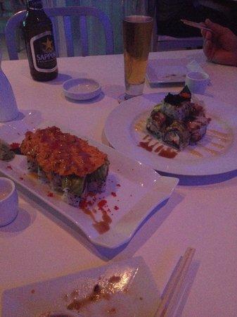 Sushi House - North Miami Beach: Delicious sushi rolls