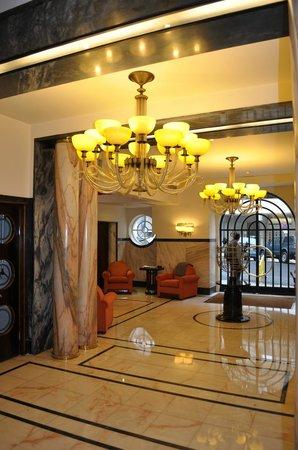 Britania Hotel: Lobby
