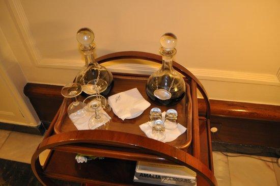 Britania Hotel: Port & Sherry