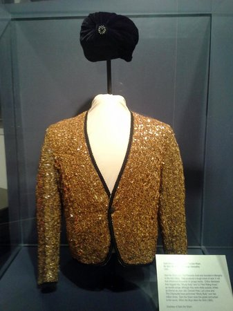 Memphis Rock 'n' Soul Museum: one of many costumes