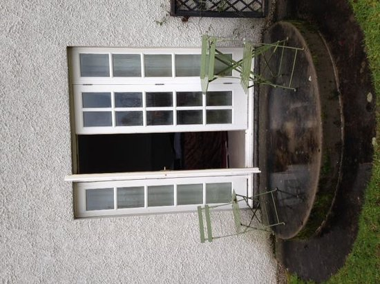 Knockomie Hotel: Rooms french windows