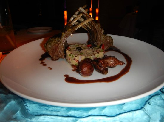 Pavo Real by the Sea: Lamb