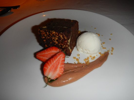 Pavo Real by the Sea: dessert