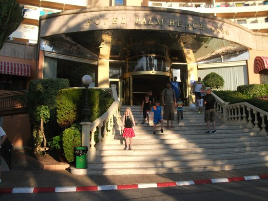 HOTEL PALM BEACH: Beautiful