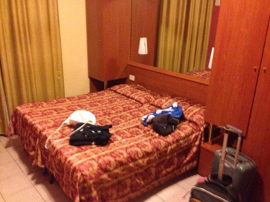 Hotel Innocenti: Camera 204