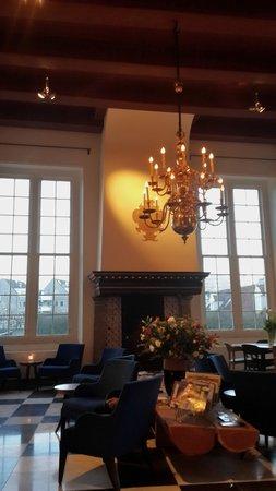 Prinsenhof Hotel: Restaurant & bar area