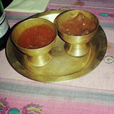 Yak Yeti Yak: Sauces
