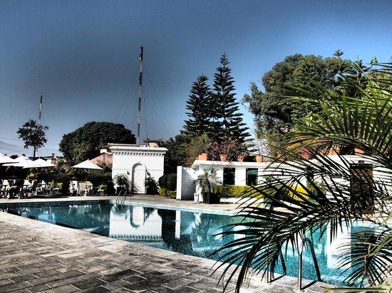 Hotel Shanker : the pool