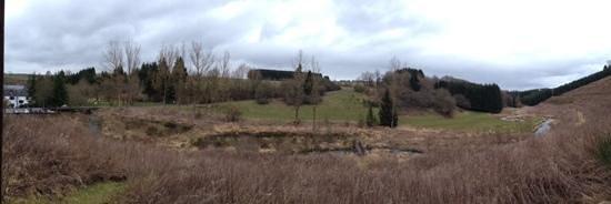 Domaine du Moulin d'Asselborn: le cadre naturel