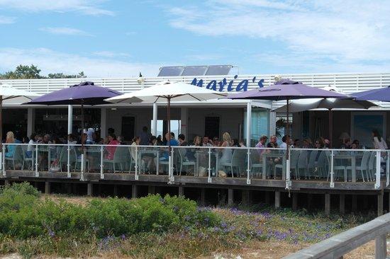 Conrad Algarve: Maria's on the Beach