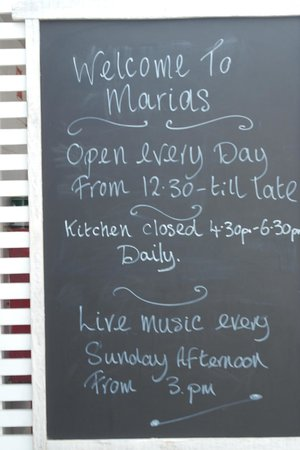 Conrad Algarve: Maria's