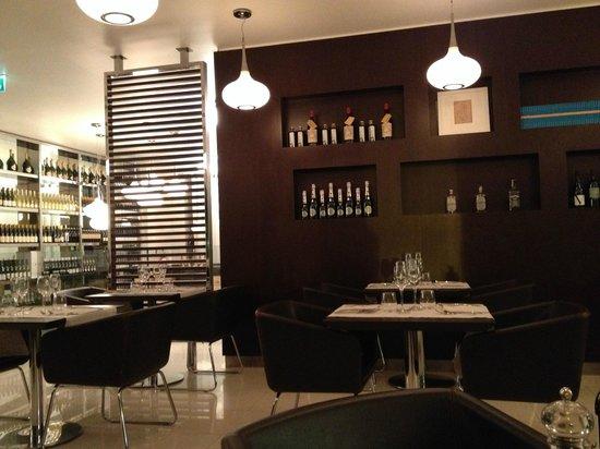 Da Claudio : Restaurant Floor