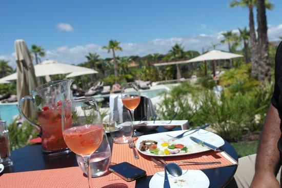 Conrad Algarve: Pool and Drinks