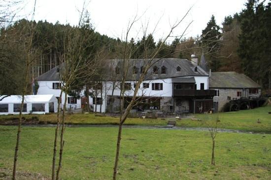 Domaine du Moulin d'Asselborn : le domaine