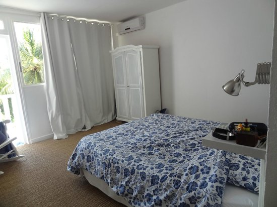Le M Hotel Marie Galante : notre chambre