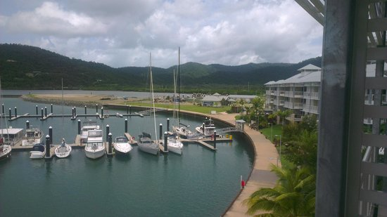 Mantra Boathouse Apartments : View from room