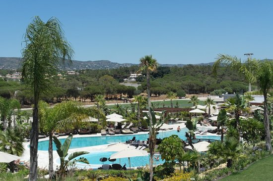 Conrad Algarve: More Pool and Hotel Grounds