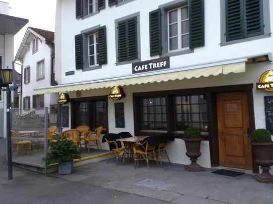 Cafe Treff : Interlaken - Café Treff