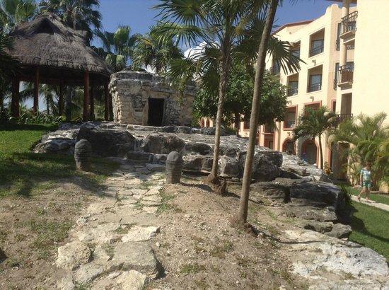 Sandos Playacar Beach Resort : site