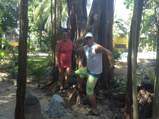 Sandos Playacar Beach Resort : eco park
