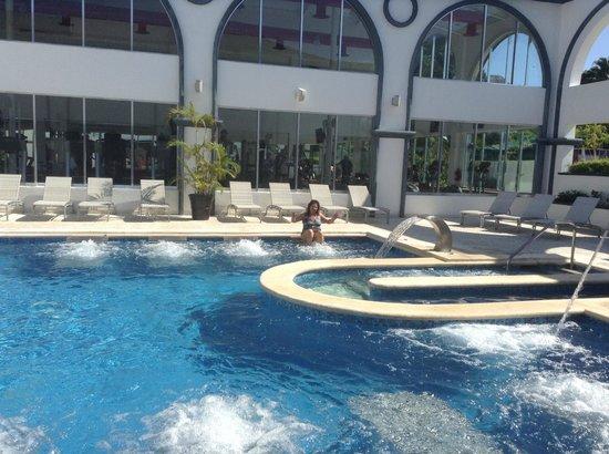 Sandos Playacar Beach Resort : spa