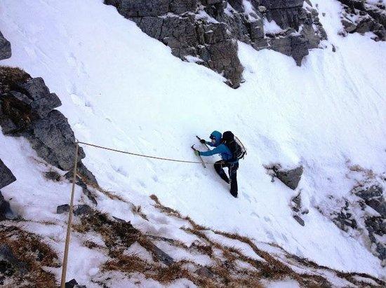Unique Ascent: a brilliant days climbing