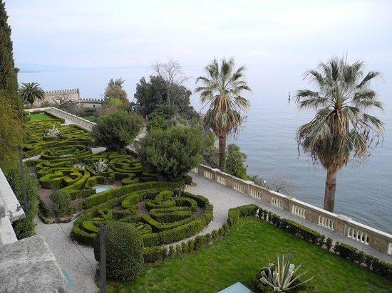 Isola del Garda: I giardini