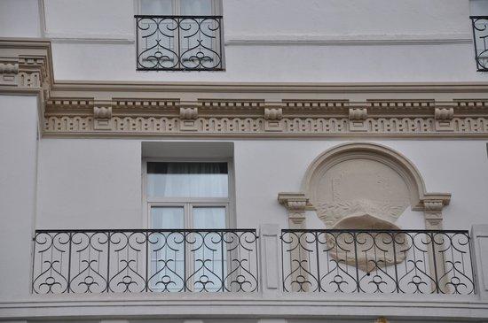 Carlton Hotel Tunis : Façade 1926
