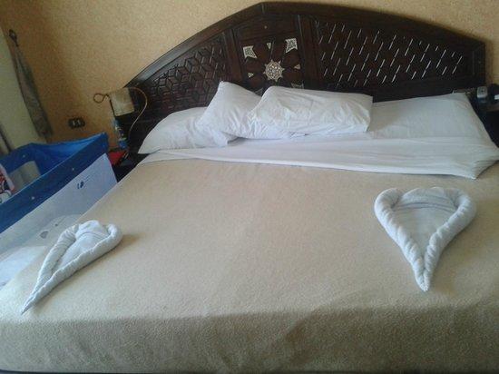 Oriental Rivoli Hotel: Hearts