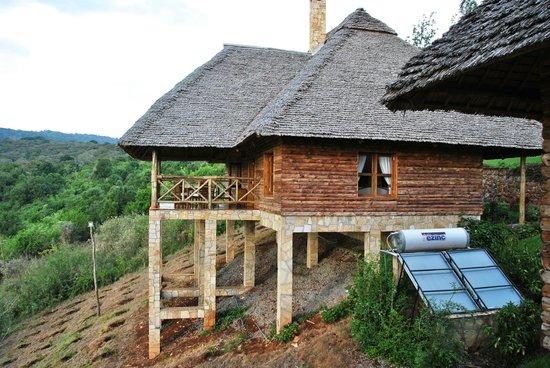 Neptune Ngorongoro Luxury Lodge : Cottage
