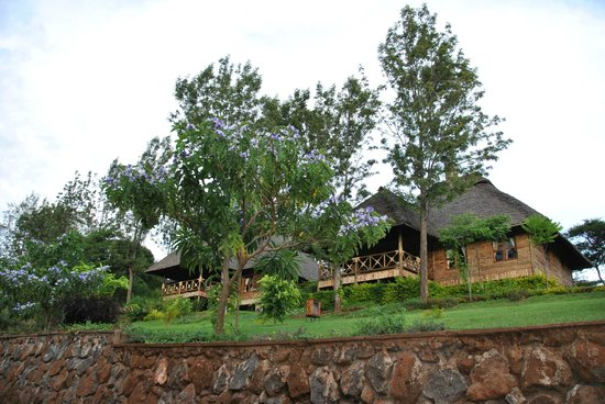 Neptune Ngorongoro Luxury Lodge : Complesso di cottages