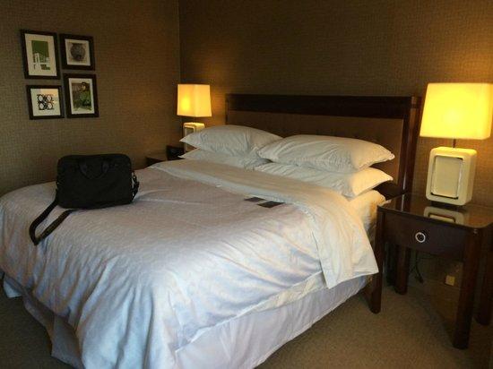 Sheraton Pittsburgh Airport Hotel: Room