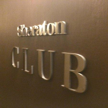 Sheraton Pittsburgh Airport Hotel: Club