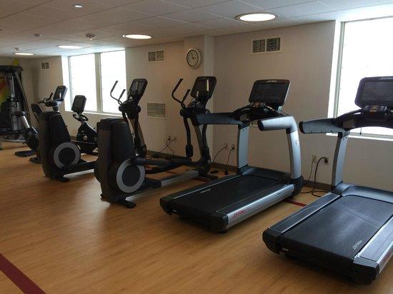 Sheraton Pittsburgh Airport Hotel: Fitness Center