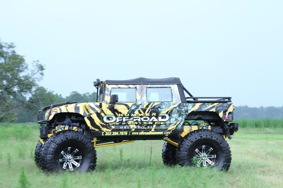 Hummer Off-Road Experience