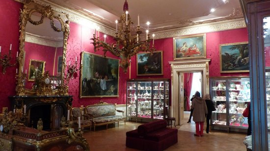 Wallace Collection in Marylebone