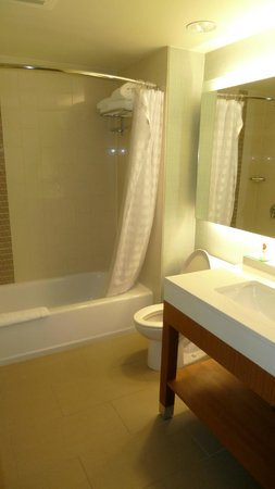 Hyatt Place Delray Beach: bathroom
