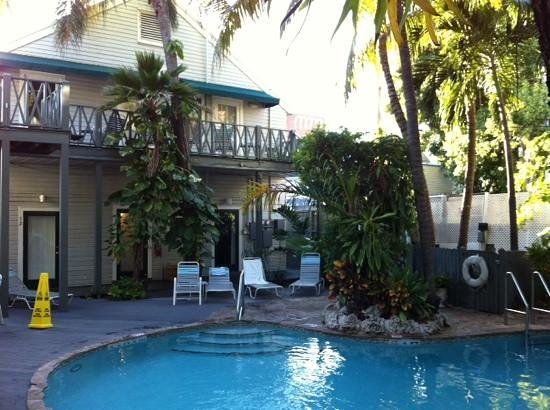 The Cabana Inn Key West : Zwembad Cabana Inn