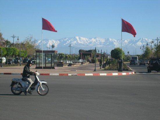 Appart Hotel Amina: Ave Mohammed VI