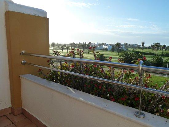 Playaballena Spa Hotel: vista del mi habitacion 3119