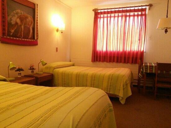 Hotel Las Vicunas