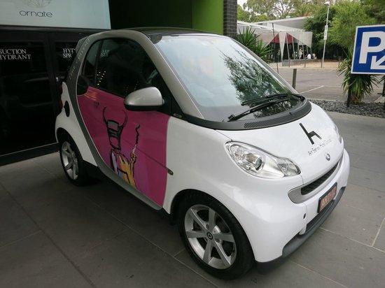Art Series - The Cullen : SMART CAR