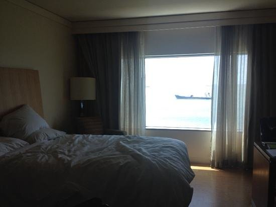 Hyatt Regency Trinidad: room view