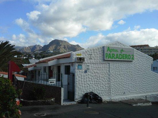 Paradero II : отель включает 5 двухэтажных зданий