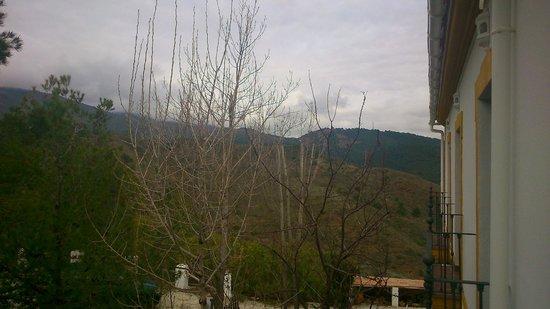 Hotel Cerro de Hijar: desde el balcón