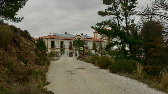 Hotel Cerro de Hijar: vistas del exterior del hotel