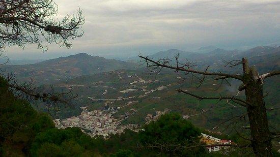 Hotel Cerro de Hijar: vistas
