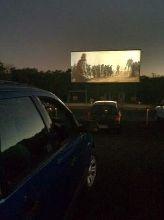 Busselton Drive In Outdoor Cinema