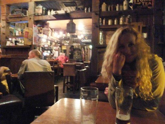Kyteler's Inn: Great atmosphere